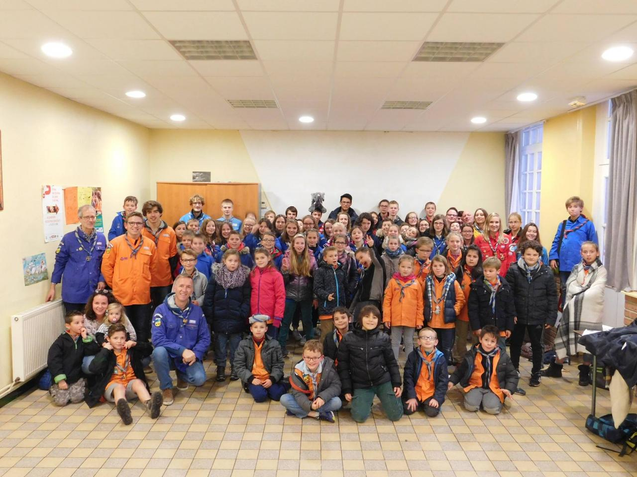 WE Rencontre Scouts et Guides